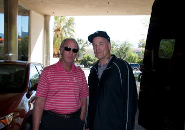 Craig T. Nelson and Nick Cassavettes