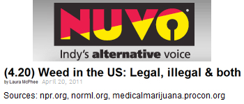 Nuvo weed in the US legal illegal and both