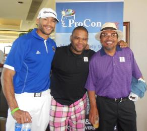 Stephen Bishop, Anthony Anderson, George Lopez