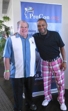 Bruce McNall, Anthony Anderson
